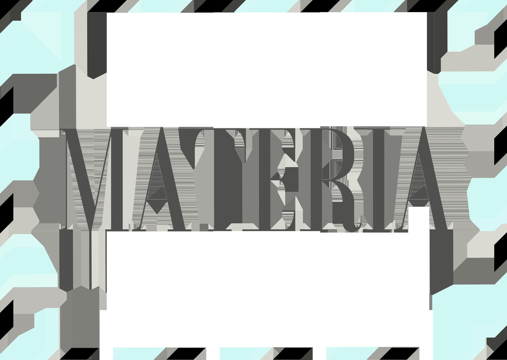 Sklep Materia - dbając o środowisko wybieraj mądrze.